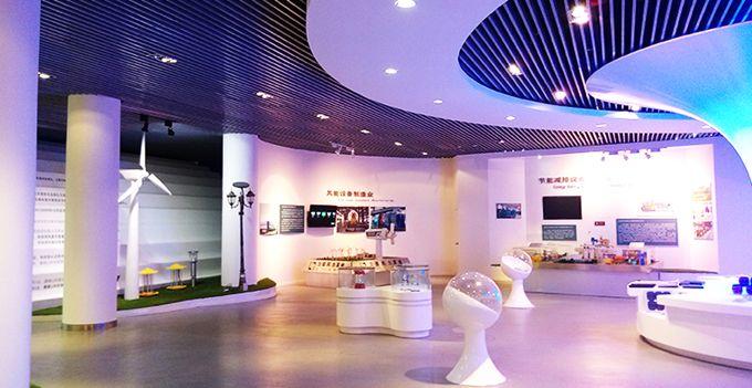 多媒体展馆设计