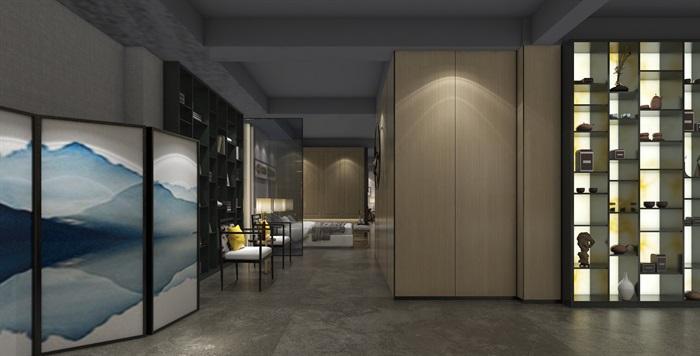 现代展厅设计