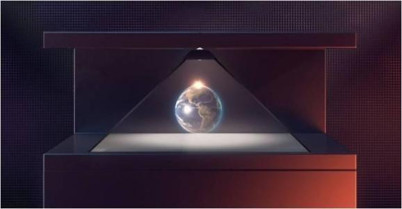 全息投影技术