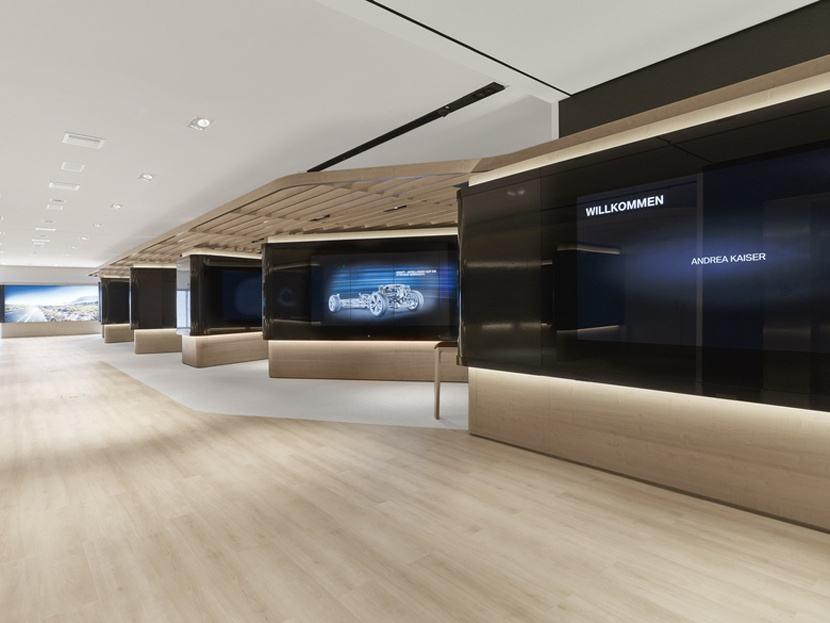 多媒体展厅